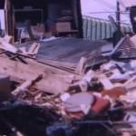 Auswirkung von Erdbeben