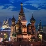 Moskau - Metropole Russalands