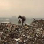 Indische Müllhalde - plastic planet