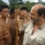 das rote gold, das blut der Naturvoelker vom amazonas