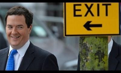 Folgen eines Austritts Englands aus der Europäischen Union